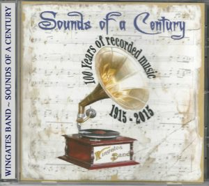 Sounds of a Century CD by Wingates Band