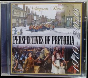 The Famous Wingates Band CD - Perspectives of Pretoria
