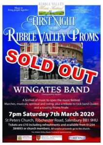 Wingates Band Concert - SOLD OUT