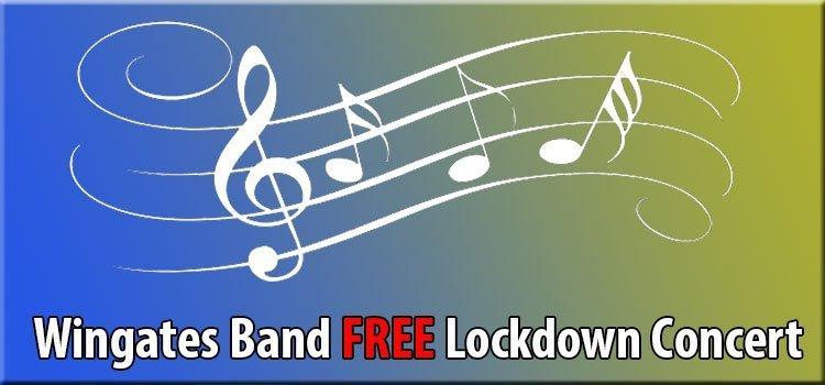 Wingates Band Free Concert