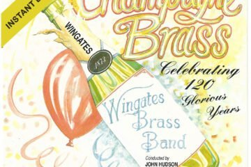 Wingates Band Champagne Brass 1992