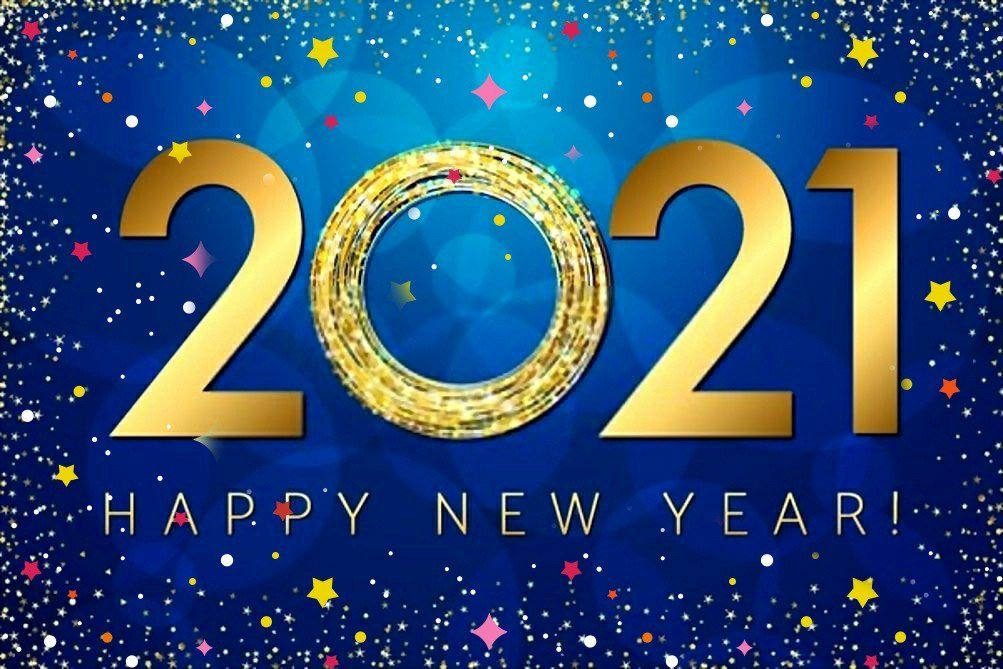 Happy New Year from Wingates Band